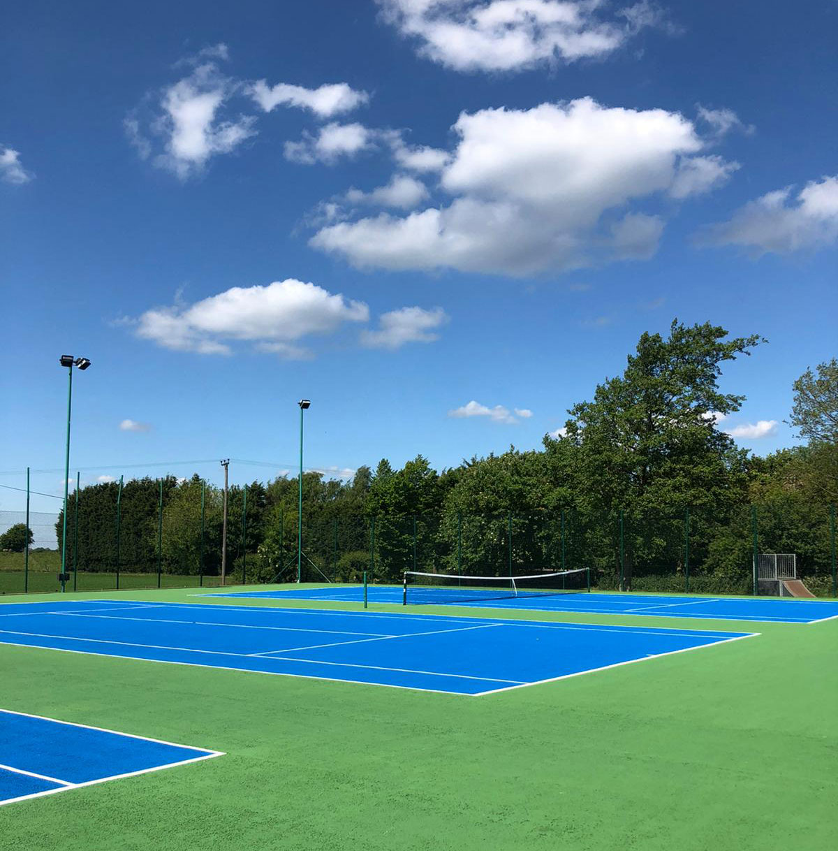 wistow tennis club now open